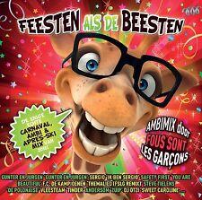 FEESTEN ALS DE BEESTEN 2016 (SEALED !!!)