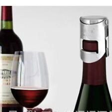 Creative Stainless Sparkling Red Wine Liquor Bottle Sealer Stopper Saver Cork Z