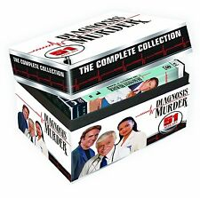 DVD TV Show Diagnosis Murder Complete Series Collection Seasons 1-8 R1 NTSC