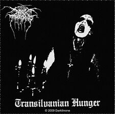 DARKTHRONE - Patch Aufnäher - Transilvanian 10x10cm