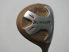 Taylormade Burner Tour Spoon Fairway Wood Stiff Flex Steel Nice!!