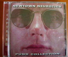 Newtown Neurotics Punk Collection CD NEW SEALED Hypocrite/Licensing Hours+