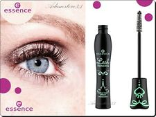 NEW ESSENCE MASCARA FALSE EYELASHES EFFECT & VOLUME LASH PRINCESS Make up