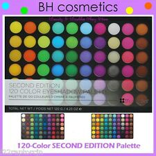 NEW BH Cosmetics 120 SECOND EDITION Eye Shadow Palette-FREE PRIORITY SHIP 2nd