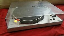 Vintage Modular Component Systems Technics MCS 6602 Direct Drive Turntable
