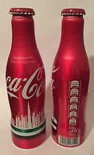 Coca Cola Aluminum bottle  2016 United Emirates Happy UAE National Day