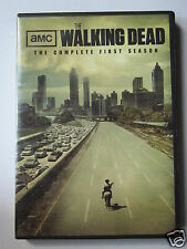 "WALKING DEAD(THE)""AMC""COMPLETE SEASON ONE(2011)LBX ""DVD""(ANCHOR BAY RELEASE)"