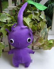 "New Arrival Nintendo~ Pikmin Purple Leaf ~~11"" Rare Plush Doll Collection"