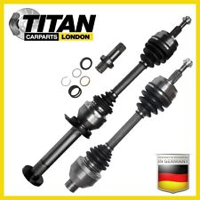 VW T5 AND MULTIVAN 2.5 TDI GEARBOX SHAFT STUB AXLE & DRIVE SHAFT LEFT AND RIGHT