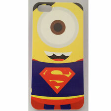 Despicable Me Superman Minion Printed Case for iPhone 5/5s