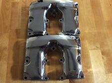 New Harley Davidson  Shovelhead rocker boxes chrome