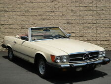 Mercedes-Benz: SL-Class 380-SL 2DR CONVERTIBLE COUPE! 77K MILES! SUPER RARE!