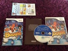 NINTENDO WII GAME BOOGIE BOXED/COMPLETE
