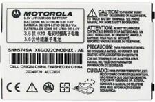 OEM MOTOROLA SNN5749A BATTERY FOR C115 C139 C155 V170 V171 C113 C116 C117