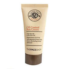 THE FACE SHOP Clean Face Oil Free Sun Cream 50ml SPF35 (USA SELLER)