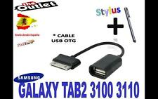 Usb Connection Kit OTG Host Cable Para Samsung Galaxy Tab 2 7 P3100 P3110