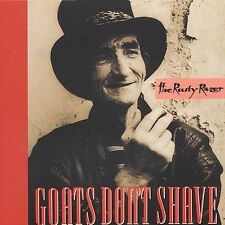The Rusty Razor by Goats Don't Shave (CD, Jul-1997, Cooking Vinyl Records (USA))