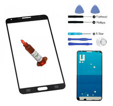 Grey glass lens screen Galaxy Note 3 N9000 replacement LCD Digitizer Repair kit