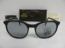 New Vintage B&L Ray Ban Traditionals Style C Black Blue/Grey Changeable USA