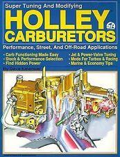Holley Carburetors by Dave F. Emanuel (1982, Paperback)
