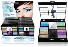 New KLEANCOLOR All About Me 14 Shimmer Eyeshadow Set Miss. Witty Full Size