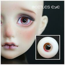 SP-JB01 Low Arc with Small Iris Glass Eyes 12MM;14MM;16MM Sharp Eyes Look