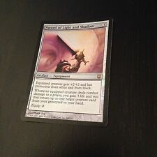 MTG MAGIC DARKSTEEL SWORD OF LIGHT AND SHADOWS (NM) FOIL
