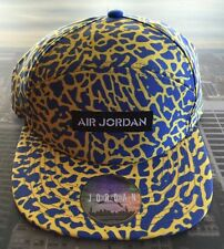 NIKE Air Jordan Legacy buckle back hat retro elephant #576582-474 NWT