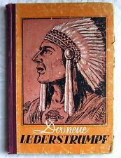 Buch (s) - DER NEUE LEDERSTRUMPF - Der letzte Mohikaner - Dr. Hans W. Schmidt