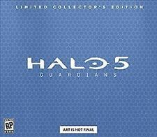 XONE ACTION-HALO 5:GUARDIANS LIMITED COLLECTORS EDITION NLA  XB1 NEW