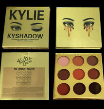 "► ""GOLD KYLIE KYSHADOW"" 9color,Limited Eyeshadow Kit 2017 girl (kylie cosmestic)"