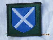 52th Infantry Brigade, TRF, Patch,coloured
