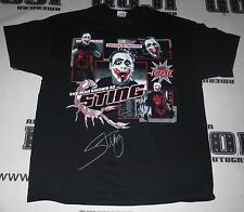 Sting Signed Official TNA Impact Wrestling Shirt PSA/DNA COA WWE WCW Comic Auto