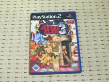 Metal Slug 3 für Playstation 2 PS2 PS 2 *OVP*