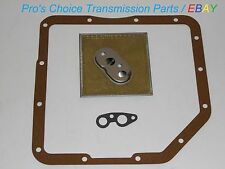 Turbo Hydramatic 350 Automatic Transmission Oil Filter & Pan Gasket Service Kit