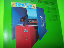 Nintendo SKY HAWK Original 1976 NOS Projection Arcade Game Promo Sales Flyer