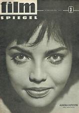 Film miroir Aurora Depestre Günter grabbert février 1963 NR 3 (fs494)