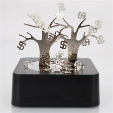 Cash Cow Money Tree Magnetic Desktop Sculpture Executive Desk For Office Workers