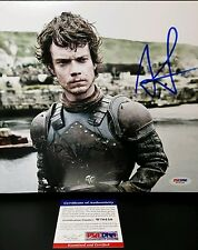 Alfie Allen  Game Of Thrones signed 8x10 PSA Authenticated