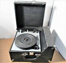 Hamilton Electronics Model 930 Portable Record Player 4 Speed