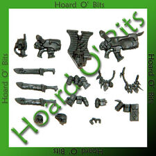 WARHAMMER 40K BIN BITS SPACE WOLF THUNDERWOLF CAVALRY - DECORATIVE BITS