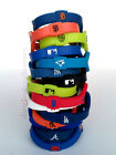 MLB Baseball Power Balance Team Bracelet Wristband Yankees Giants Dodgers Cubs