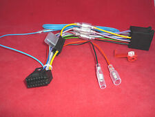 Parrot Asteroid Smart REPLACEMENT Wiring Harness Iso Lead Cable Loom SameDayPost