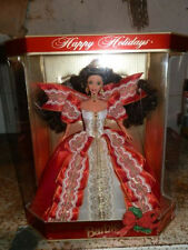 BARBIE DOLL 1997 Happy Holiday Special Edition 10TH ANNIV. COLLECTIBLE ITEM
