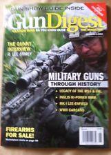Gun Digest March 2014 FREE SHIPPING Ermey Military Guns History Gun Show Gde.