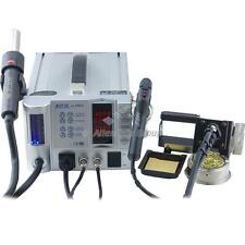 Aoyue 2703A+Reparing System Hot Air station Rework Soldering Iron Desolder Gun