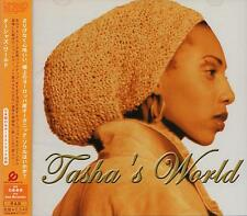 TASHA'S WORLD s/t +3 2002 JAPAN CD OBI CTCR-13166