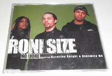 RONI SIZE featuring BEVERLEY KNIGHT & DYNAMITE MC - NO MORE - UK CD SINGLE