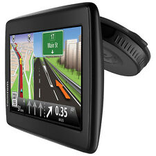 TomTom - VIA 1415M GPS with Lifetime Map Updates - Black/Gray - New Other!