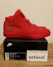 Nike Lebron XII Lifestyle Challenge Red DS US 11.5 / UK 10.5 / EUR 45.5